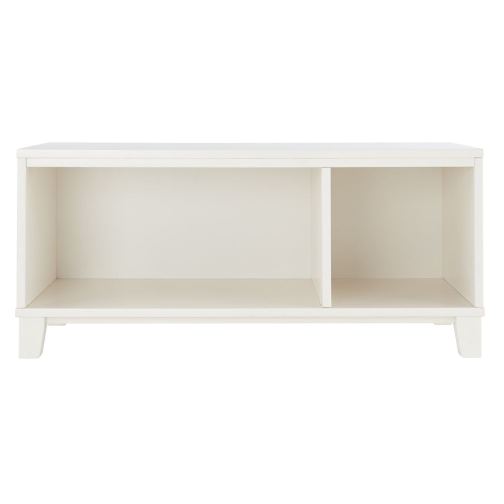 District 2-Cube Storage Frame (White)