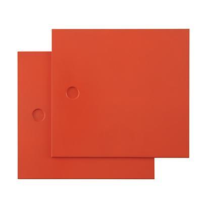 Orange District Storage Bench Doors (Set of 2)