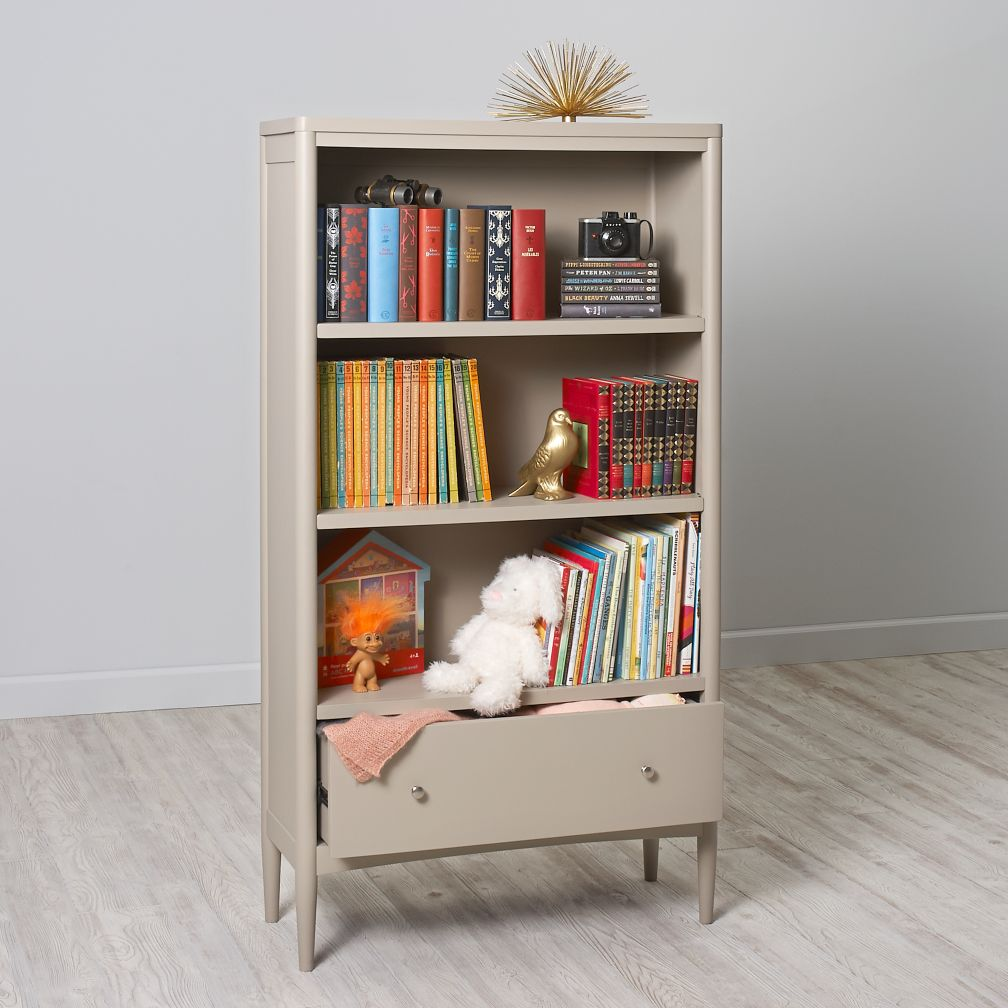 Hampshire Bookcase (Stone)
