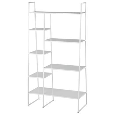 High Rise Bookshelf (White)