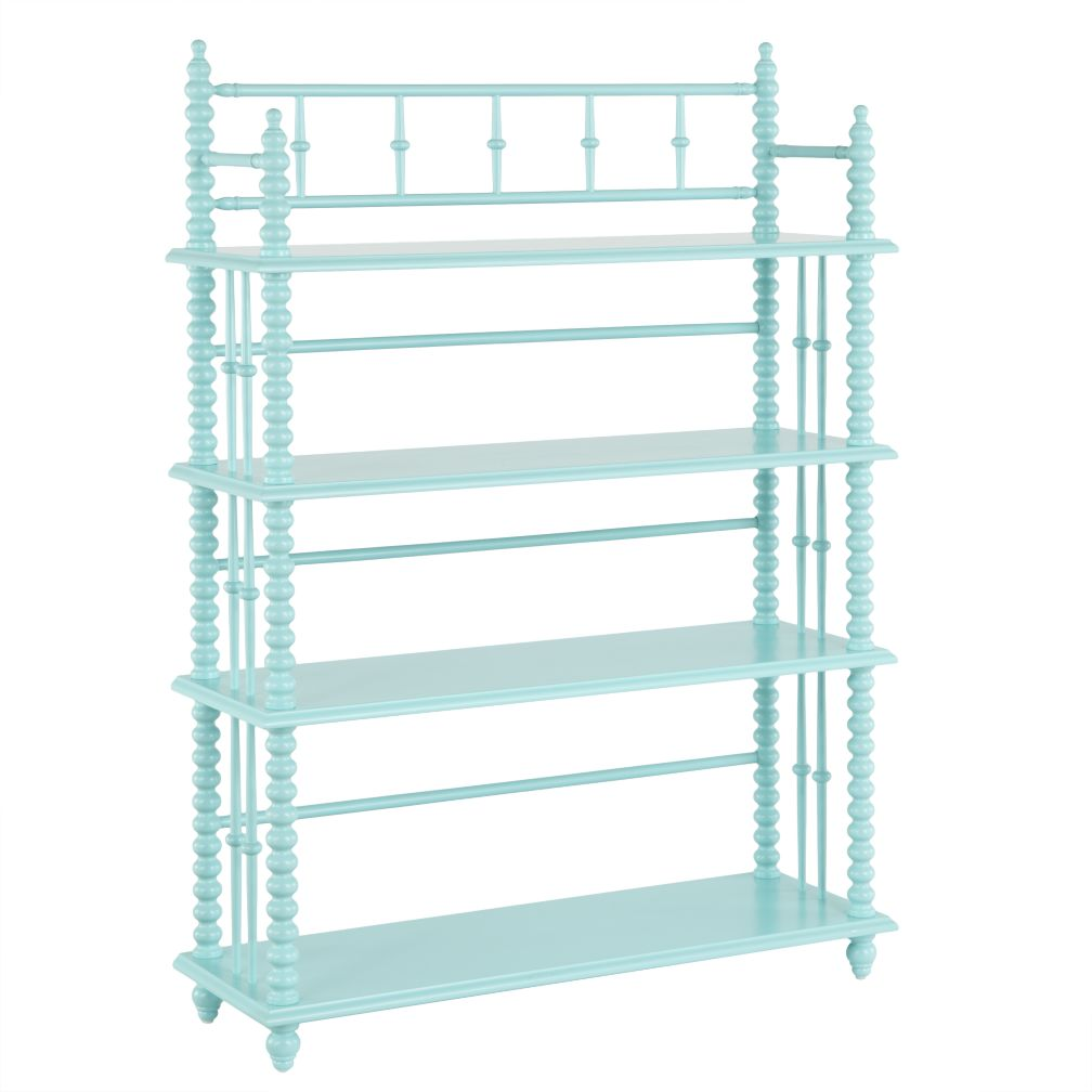 Jenny Lind Bookcase (Azure)