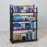 Jenny Lind Bookcase (Black)