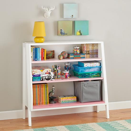 Book shelves for kids lovely home interior design idea for White bookcase for kids room