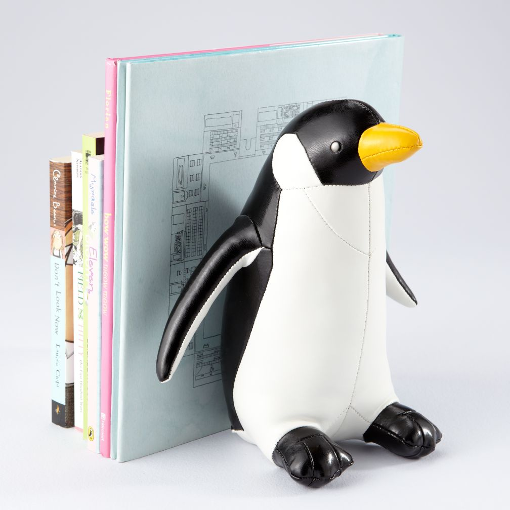 Classic Penguin Bookend