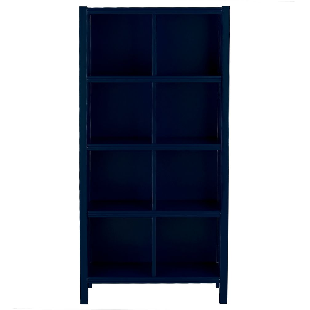 8-Cube Bookcase (MIdnight Blue)