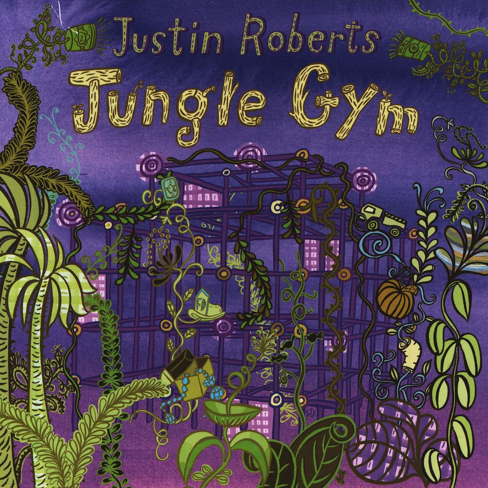 Jungle Gym&lt;br />Artist: Justin Roberts