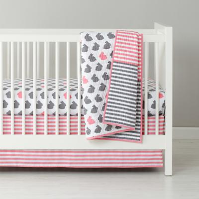 Hop to It Crib Bedding