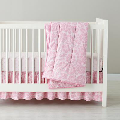 Dream Girl Crib Bedding (Pink)