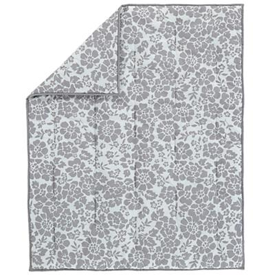 Dream Girl Crib Quilt (Grey)