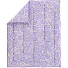 Lavender Dream Girl Baby Quilt