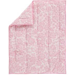 Dream Girl Crib Quilt (Pink)