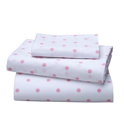 Dream Girl Toddler Sheet Set (Pink)