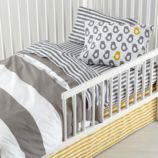 Widest Stripe Toddler Bedding