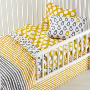 Not a Peep Toddler Bedding