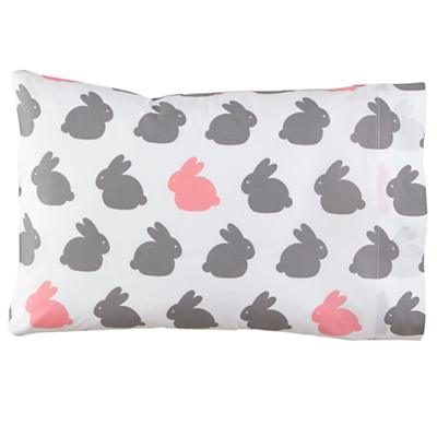 Hop to It Toddler Pillowcase