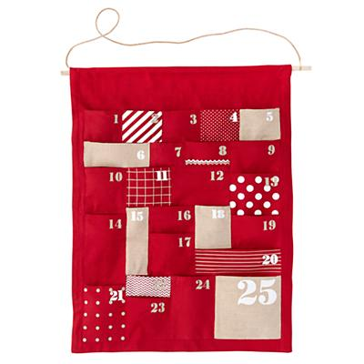 Advent Calendar (Red)