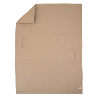 Khaki Cargo Duvet Cover (Full-Queen)