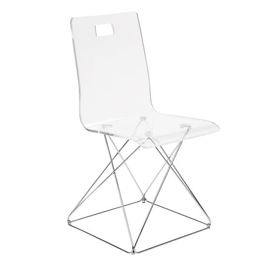 Land Registry Restrictions >> Now You See It Acrylic Desk Chair | The Land of Nod