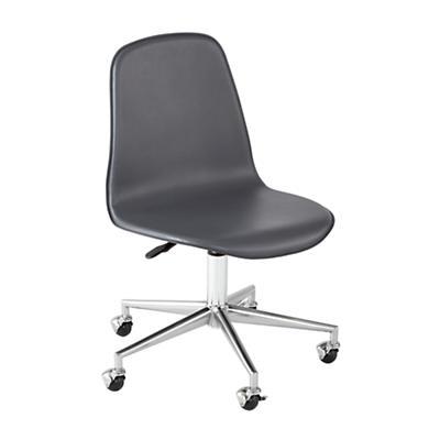 Grey Class Act Desk Chair