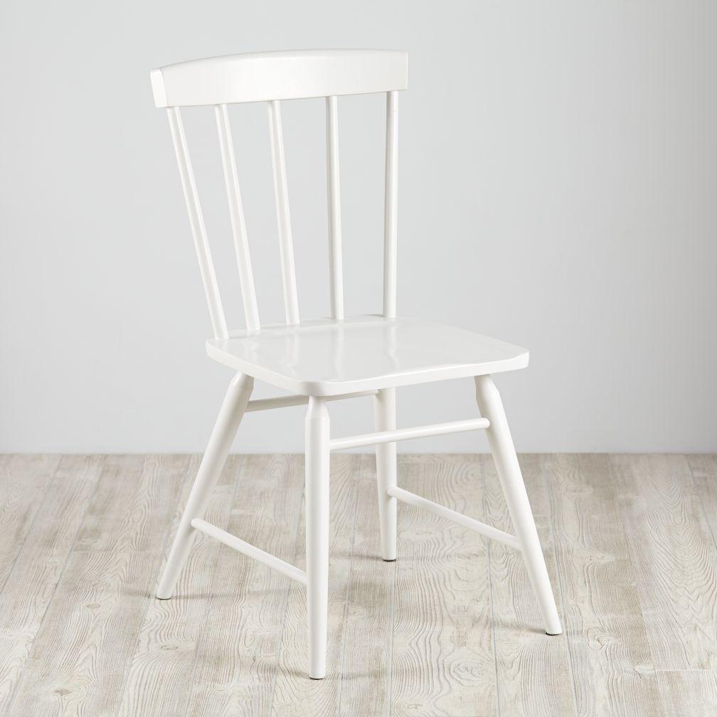 Concord Desk Chair White