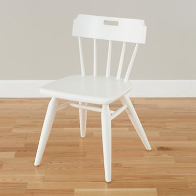 Flea Market Handle Back Chair (White)