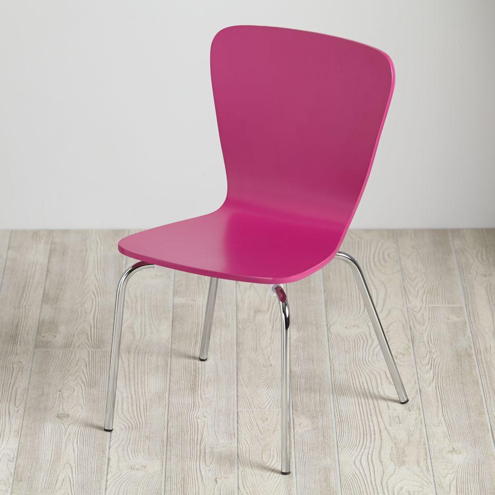 Little Felix Chair (Fuchsia)