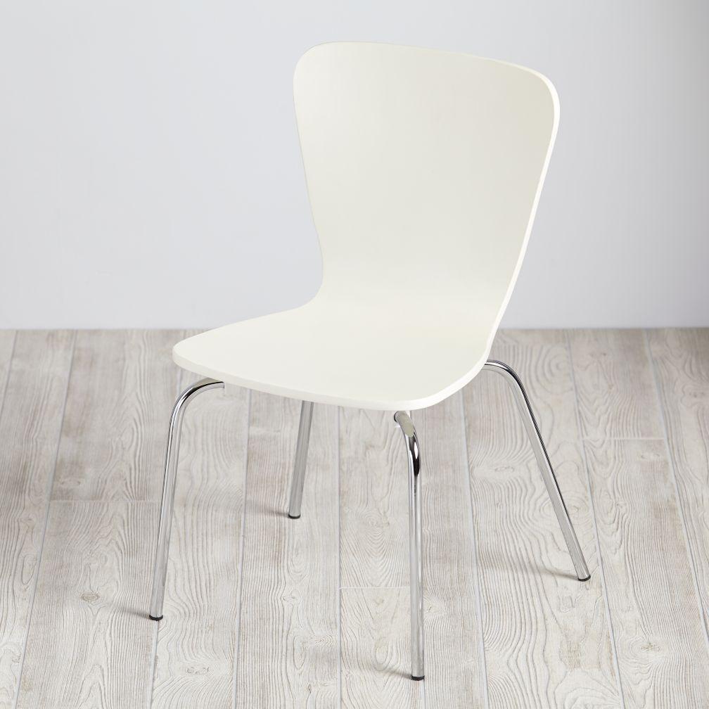 Little Felix Chair (White)