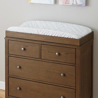 Bayside 2-Over-2 Changing Table (Cocoa)