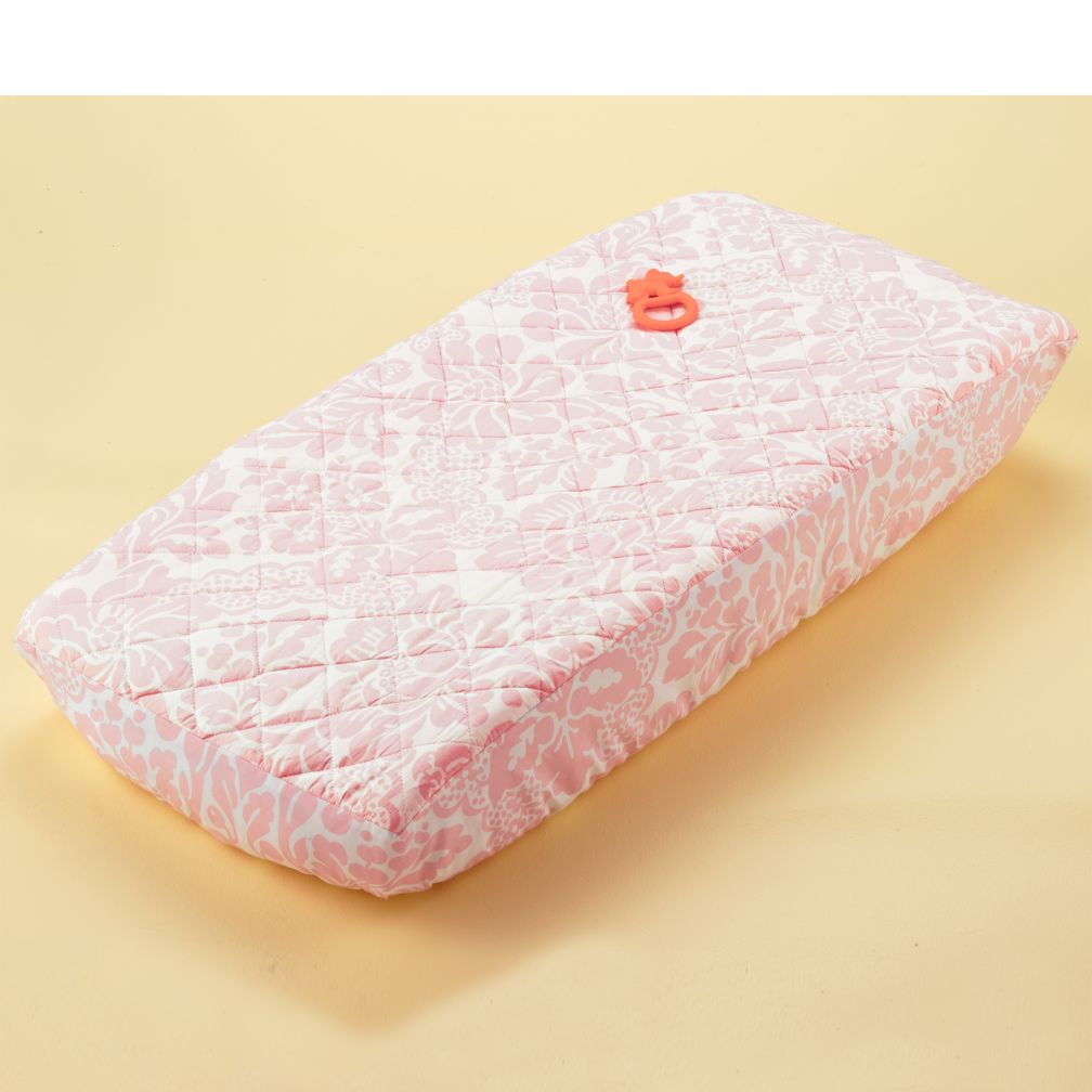 With a Flourish Changer Pad Cover (Pink)