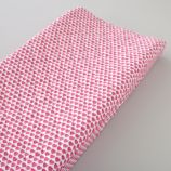 Changer Pad Cover (Pink Hearts)