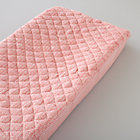 Handpicked Patchwork Changer Cover (Pink Leaf)
