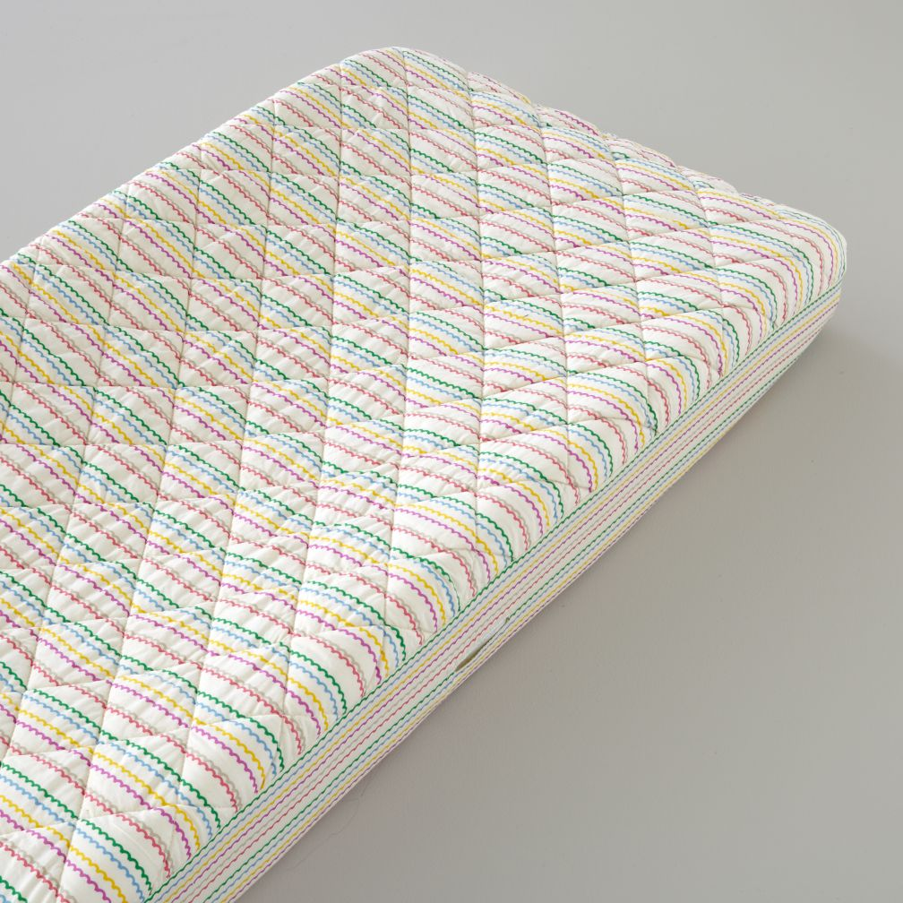 Princess and the Pea Changer Cover (Multi Stripe)