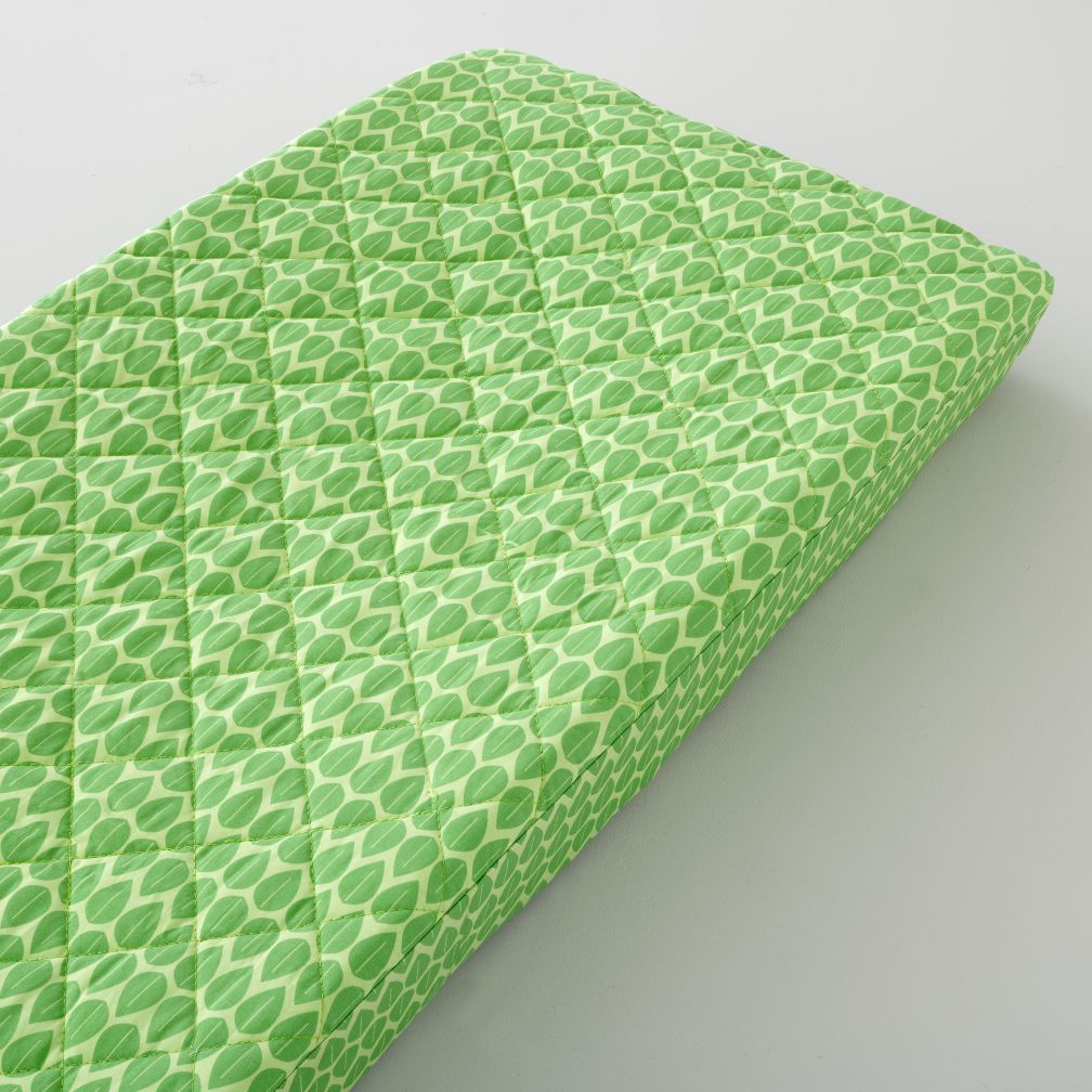 Rainforest Changer Cover (Green Leaf)