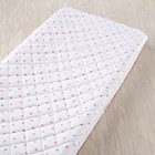 Pink Dot Changing Pad Cover