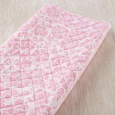 Dream Girl Changing Pad Cover (Pink Floral)