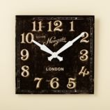 Barber&#39;s Wall Clock