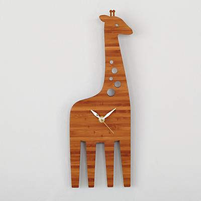 Giraffe Modern Wall Clock