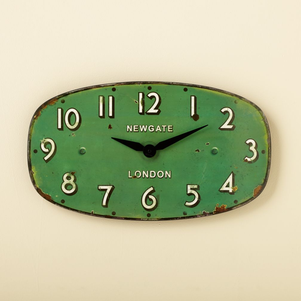 Shop Wall Clock