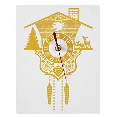 Coo Coo Wall Clock