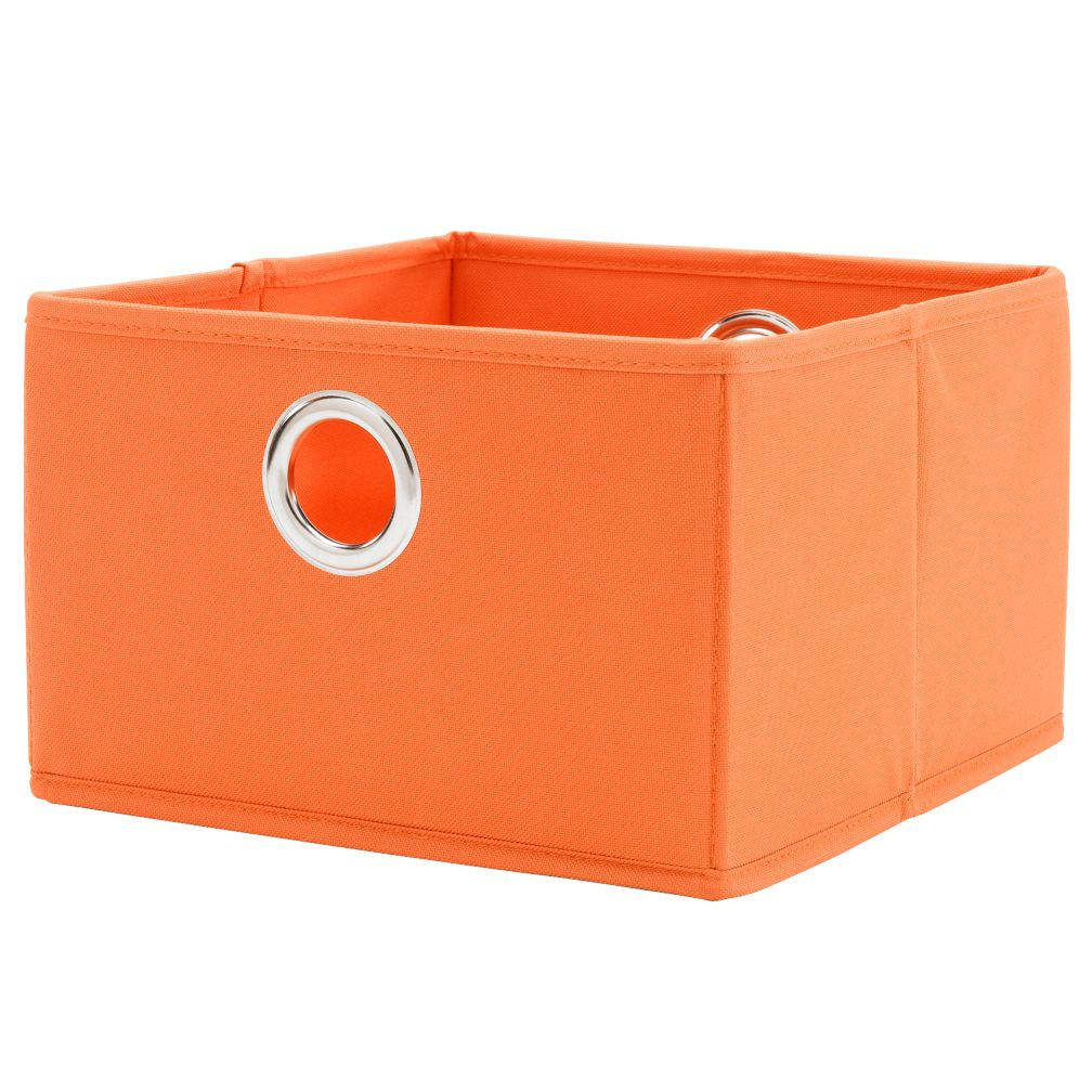 I Think I Canvas Wide Drawer (Orange)