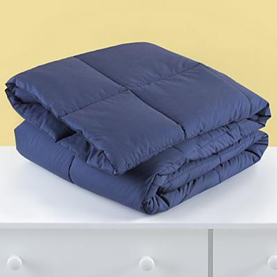 The Comforter Stands Alone (Blue)