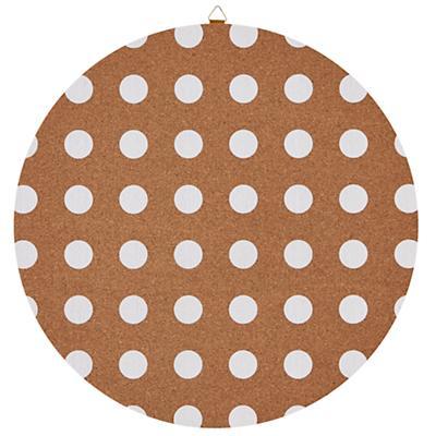 "16"" Perfect Circle Corkboard (Dot)"