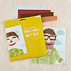 Bits and Pieces Mosaic Sticker Craft Kit