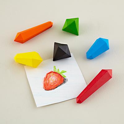Crystal Crayon Set