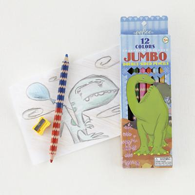 Crafts_Color_Pencils_Jumbo_Dinosaur
