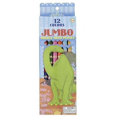 Crafts_Color_Pencils_Jumbo_Dinosaur_LL