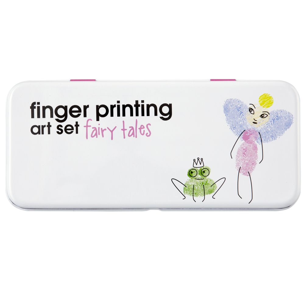 Fairy Tales Fingerprint Art Set