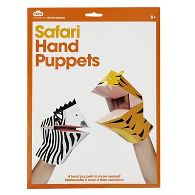 Safari Hand Puppets