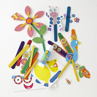 Pop Stick Art Kit