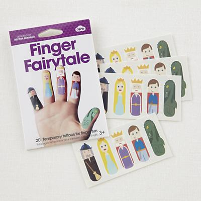 Crafts_Tattoo_Finger_Fairytale